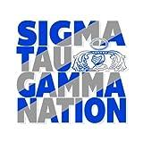 Sigma Tau Gamma Nation T-Shirt $10! - Large