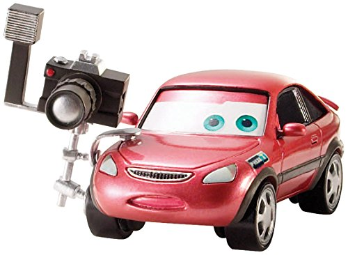 Disney/Pixar Cars Hooman with Camera Diecast Vehicle