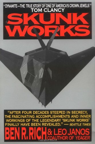 Skunk Works: A Personal Memoir Of My Years At Lockheed front-17993