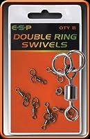 Esp Double Ring Swivel Size 9 - Etdrs009 from Fishing Republic