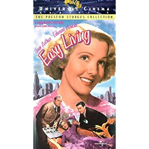 easy living import jean arthur edward arnold ray