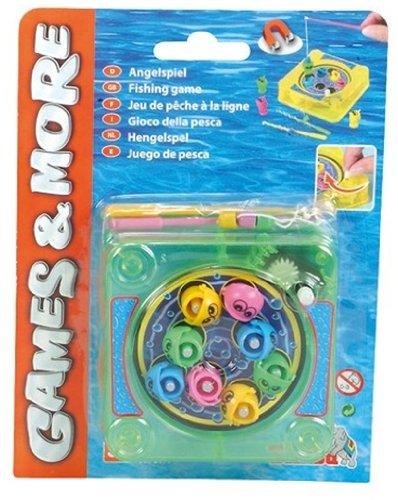 Simba Games and More Windup Fishing Game Set