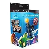 echange, troc Pack découverte  PlayStation Move (Manette + camera PlayStation Eye + disque démo)