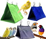 Small Bird Hideaway - Perfectly Sized for Finches, Canaries and Small Budgies