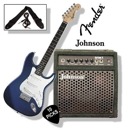Johnson Ja-015 Reptone 15 Guitar Amplifier