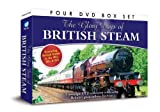 The Glory Days of British Steam - 4 DVD Box Set