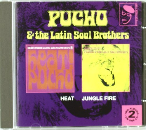 Heat Jungle Fire by Pucho & His Latin Soul Brother