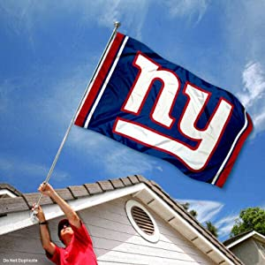 Sports Flags and Pennants Co. New York Giants NY Large NFL 3x5 Flag at Sears.com