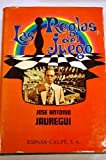 img - for Las reglas del juego: Las tribus (Spanish Edition) book / textbook / text book