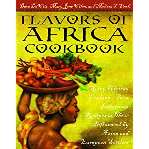 Flavors of Africa Cookboo Livre en Ligne - Telecharger Ebook