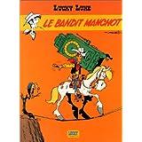 Lucky Luke, tome 18 : Le Bandit manchotpar Morris