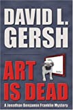 img - for Art Is Dead book / textbook / text book