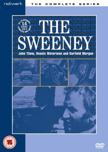 The Sweeney – The Complete Series [Box Set] [DVD]