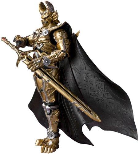 魔戒可動 黄金騎士 ガロ