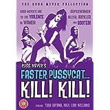 Faster Pussycat... Kill! Kill! [1966] [Region Free] [DVD]by Tura Satana
