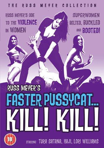 Faster Pussycat... Kill! Kill! [1966] [DVD]