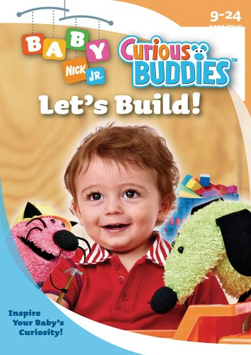 Nick Jr. Baby Curious Buddies - Let'S Build back-1040803