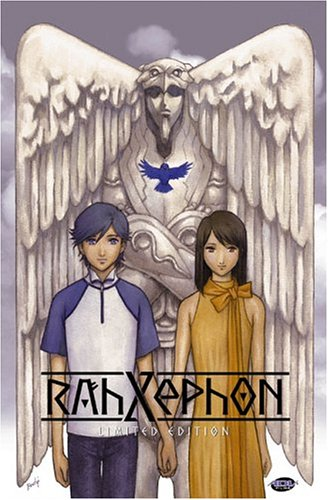Rahxephon: Motion Picture [DVD] [Region 1] [US Import] [NTSC]