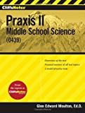 img - for CliffsNotes Praxis II: Middle School Science (0439) book / textbook / text book