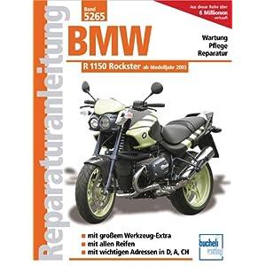 BMW R 1150 Rockster Gunter Metz
