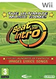 echange, troc Beat The Intro (Wii) [Import anglais]