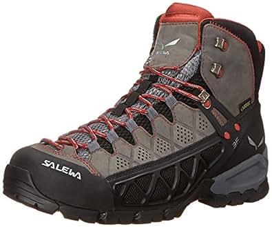 Salewa women 39 s ws alp flow mid gtx hiking shoe for Salewa amazon