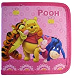 Winnie The Pooh CD/DVD Case - Disney Winnie The Pooh CD Holder Color and Design May Vary