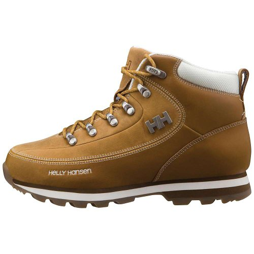 Helly Hansen Women's W The Forester Boot,Bone Brown/Gum,5.5 M US