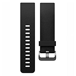 Fitbit Blaze Accessory Band, Large (Classic/Black)