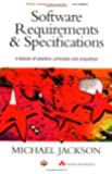 Requirements and Specifications: A Lexicon of Software Practice, Principles and Prejudices (ACM Press)