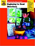 Beginning to Read Directions Grades K-1 (Real-Life Reading Activities) (1557995869) by Norris, Jill
