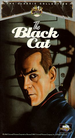 Black Cat [VHS]