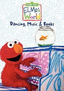 Elmo's World - Dancing, Music, and Books from Sesame Street
