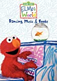 Elmo's World - Dancing Music Books [DVD] [Import]