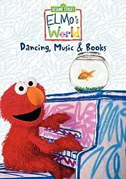 Elmo\'s World - Dancing, Music, and Books