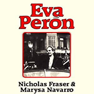 Eva Peron Audiobook