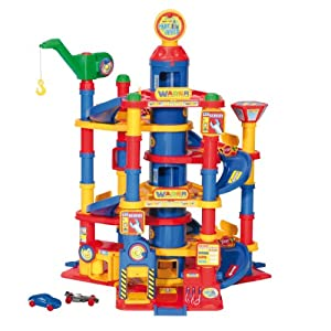 Wader Park Tower Playset With Cars 7 Floors Amazon Ca