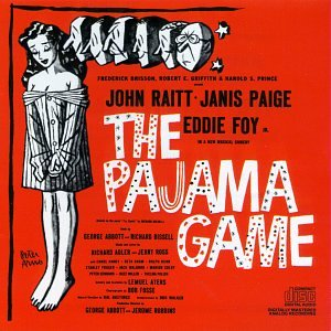 "Cover of ""The Pajama Game (1954 Original ..."