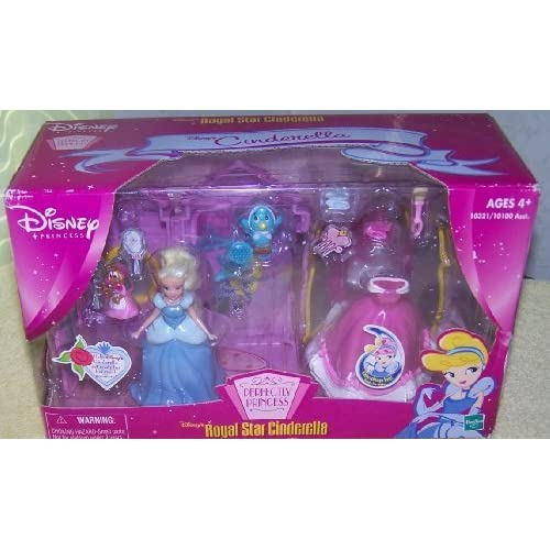 Disney Royal Star Cinderella* Perfectly Princess Mini Playset by Hasbro günstig bestellen