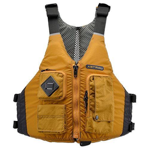 Astral Designs Ronny Life Jacket (Large/X-Large) - Saffron