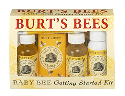 Burt'S Bees Baby Bee Getting Started Kit front-859584