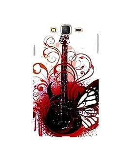 Wonderful Guitar 3D Hard Polycarbonate Designer Back Case Cover for Samsung Galaxy On7 :: Samsung Galaxy On 7 G600FY