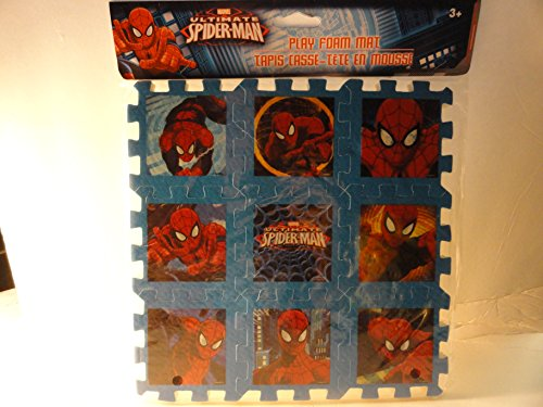 Ultimate Spider-man Play Foam Mat