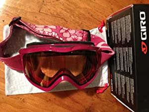 Giro Signal Goggles, New Materialism/Persimmon 57, One