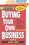 Buying Your Own Business: Bullets: *...
