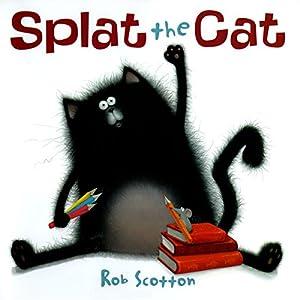 Splat the Cat Audiobook
