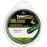 Trueshopping® Nylon Strimmer Spool 2.5mm Thickness 25m Long Tough Line Cord Wire Robust Design Long Lasting