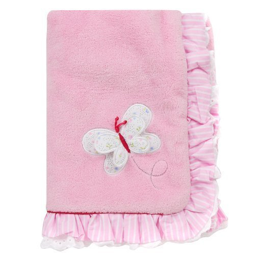 Just Born Antique Chic Fashion Blanket