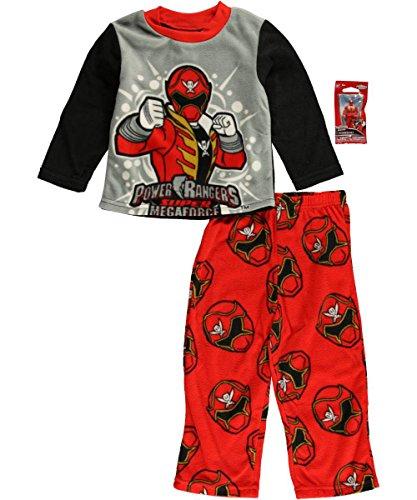 Boys Red Pajamas