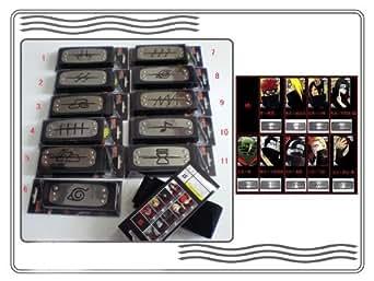 COSER Naruto Sand Headband Deidara Kakuzu Pain OR Pein Halo 100cm Cosplay (Orochimaru)